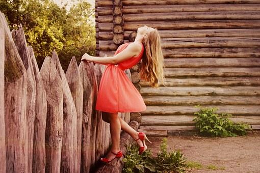 画像:女の子